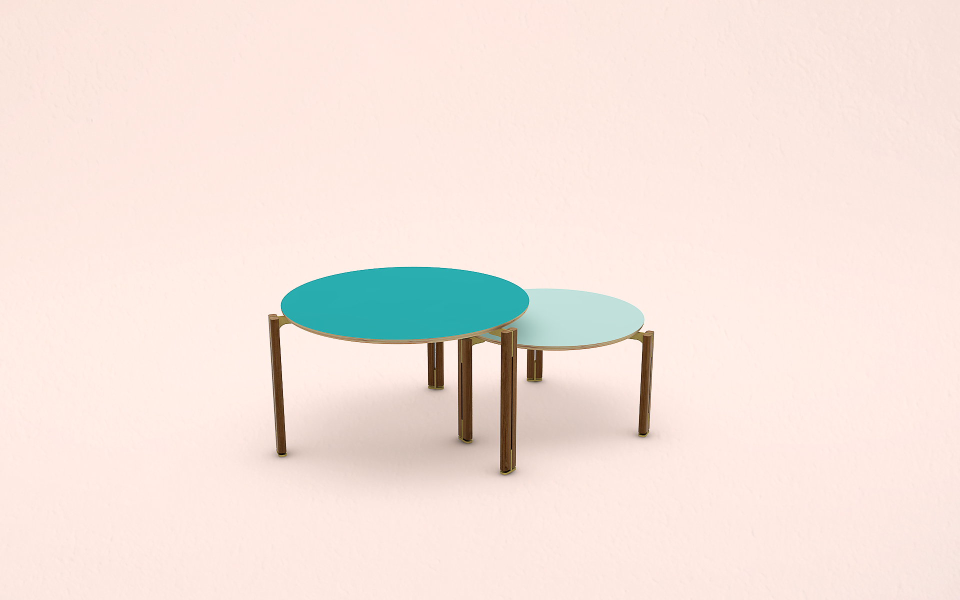 Set tavolini Essence image 0